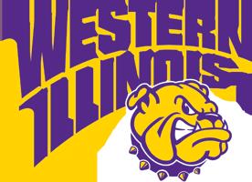 Western Illinois Rocky Logo